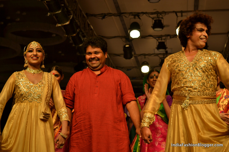 Gaurang Shah Bangalore Fashion Week