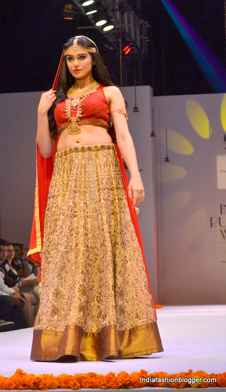 Adah Sharma India Runway Week
