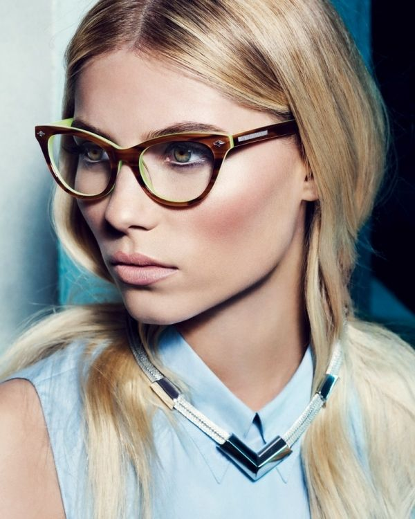 How to choose perfect glasses for your face shape!